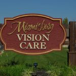 scenic solutions new sign fabrication for retail location