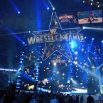 scenic solutions fabrication for wwe 25th anniversary