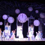 scenic solutions scenic build for washington ballets cinderella